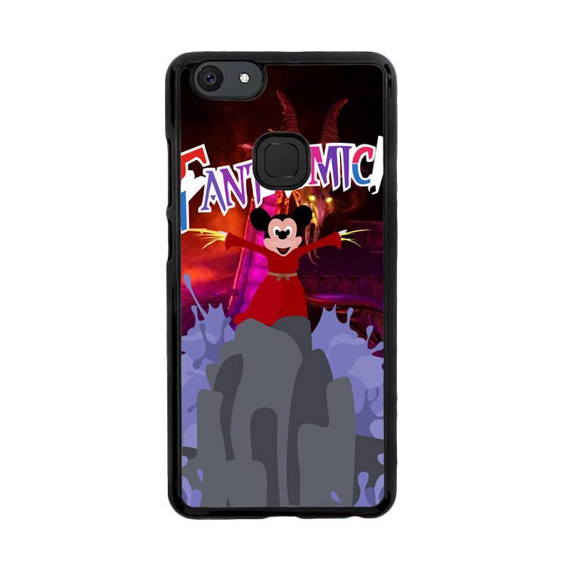Flazzstore Fantasmic Disneyland D0239 Custom Casing for Vivo V7