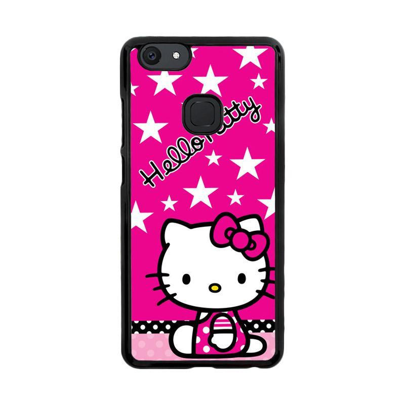 Flazzstore Hello Kitty X3247 Custom Casing for Vivo V7