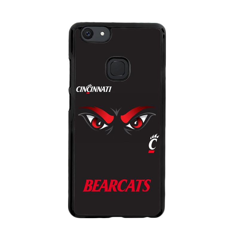 Flazzstore Cincinnati Bearcats Logo Walpaper X3326 Custom Casing for Vivo V7