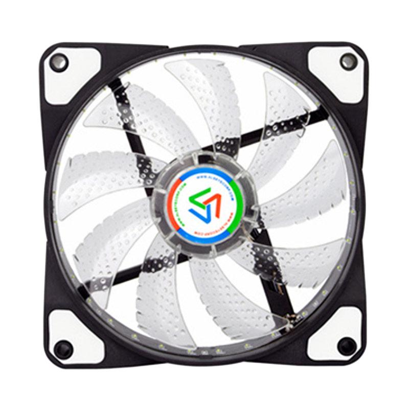 Alseye Soon Cool Cooler Case Fan with LED - Putih