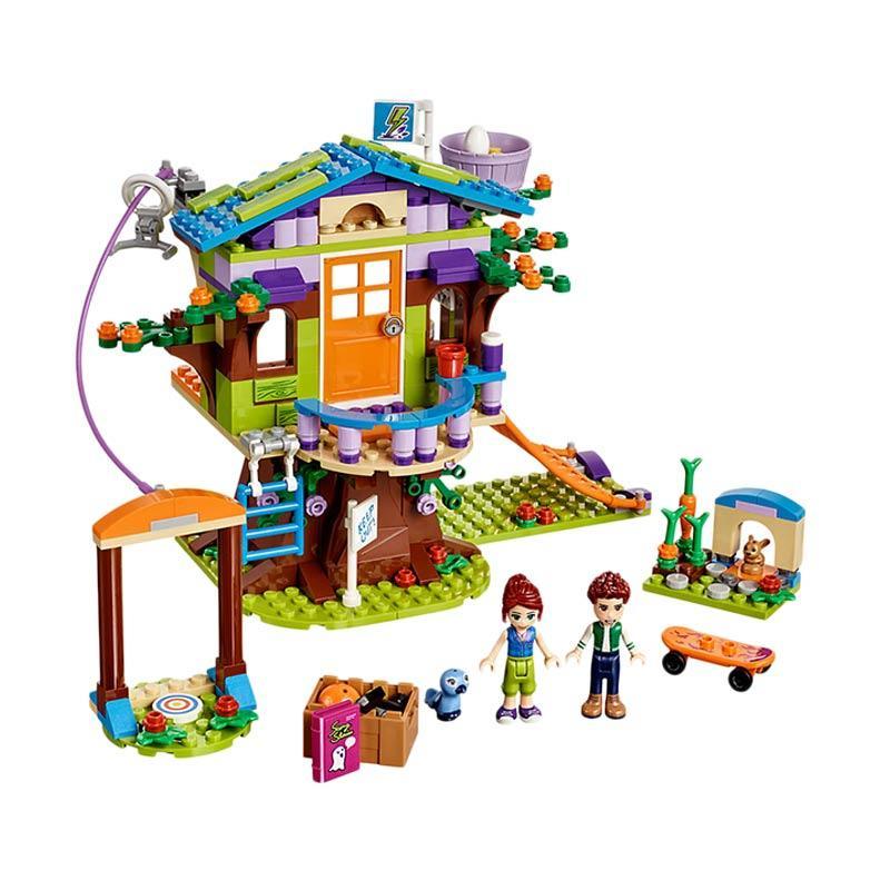 Jual Lego Friends Mias Tree House 41335 Blocks Stacking Toys