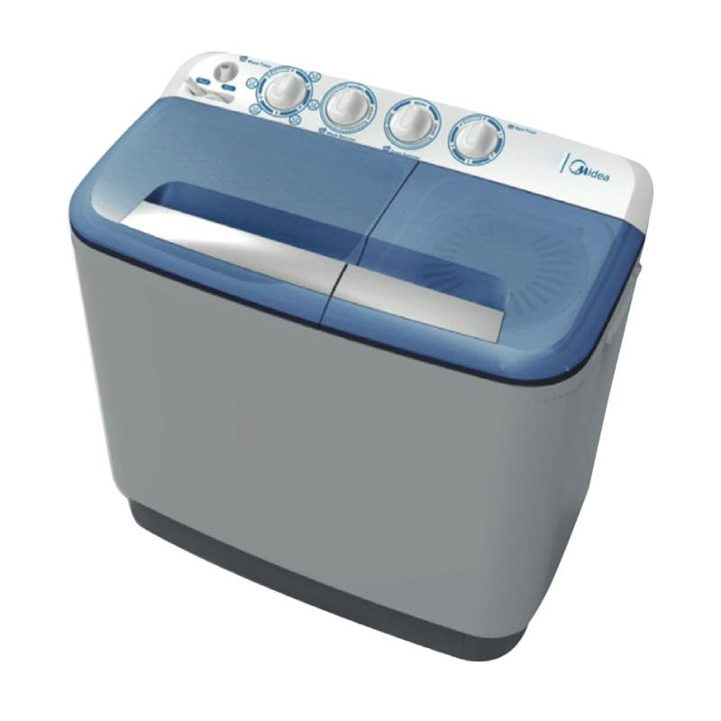 Midea MTD78-P1301Q Mesin Cuci Twin Tub [6 kg]