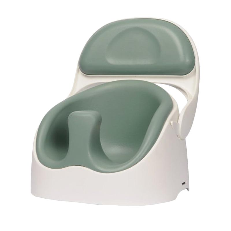 Jelly Mom Wise Chair Sage Teal Kursi Makan Bayi