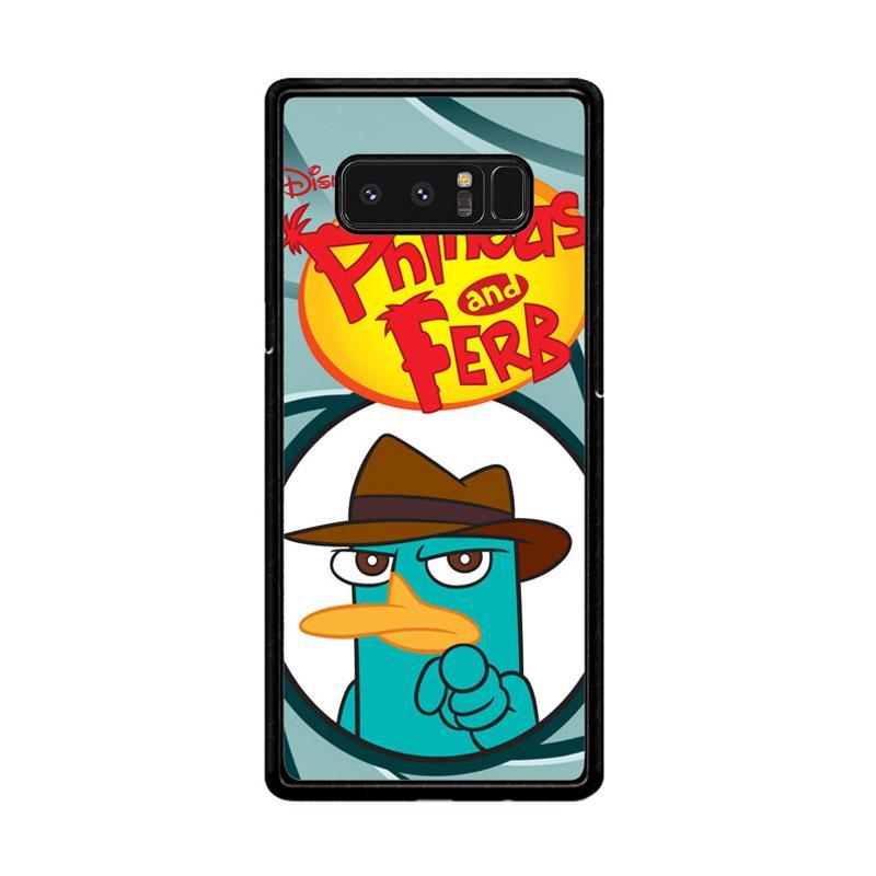 harga Flazzstore Perry Platypus W3175 Custom Casing for Samsung Galaxy Note 8 Blibli.com