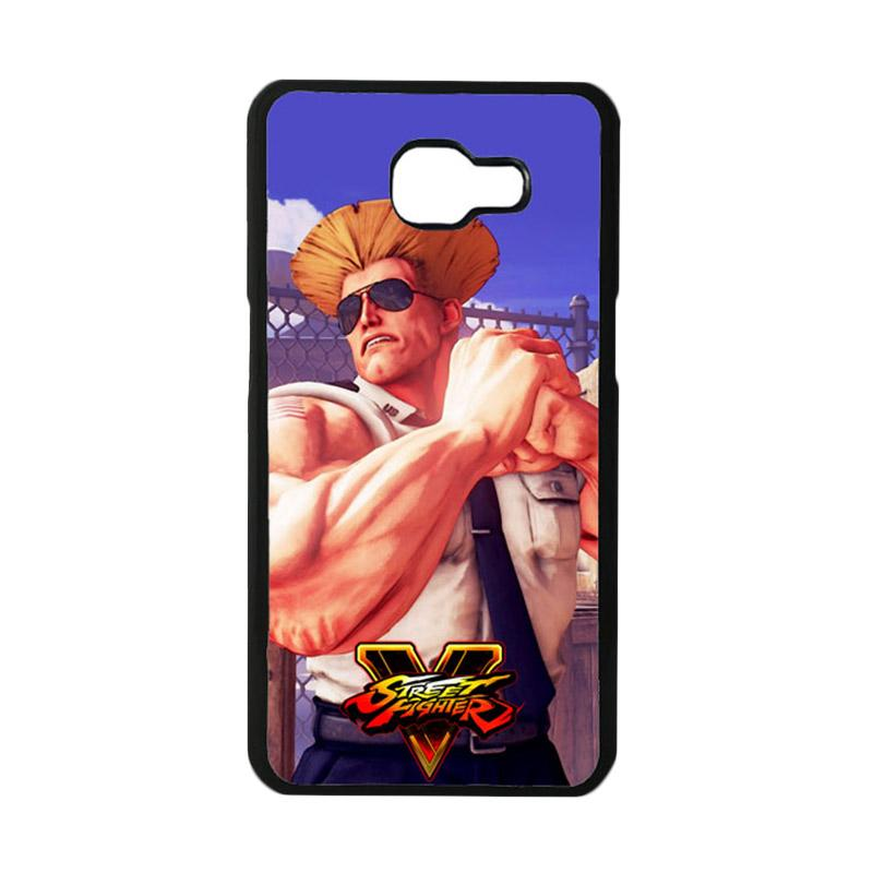 harga Acc Hp Guile Street Fighter V L2342 Casing for Samsung Galaxy A5 2017 Blibli.com