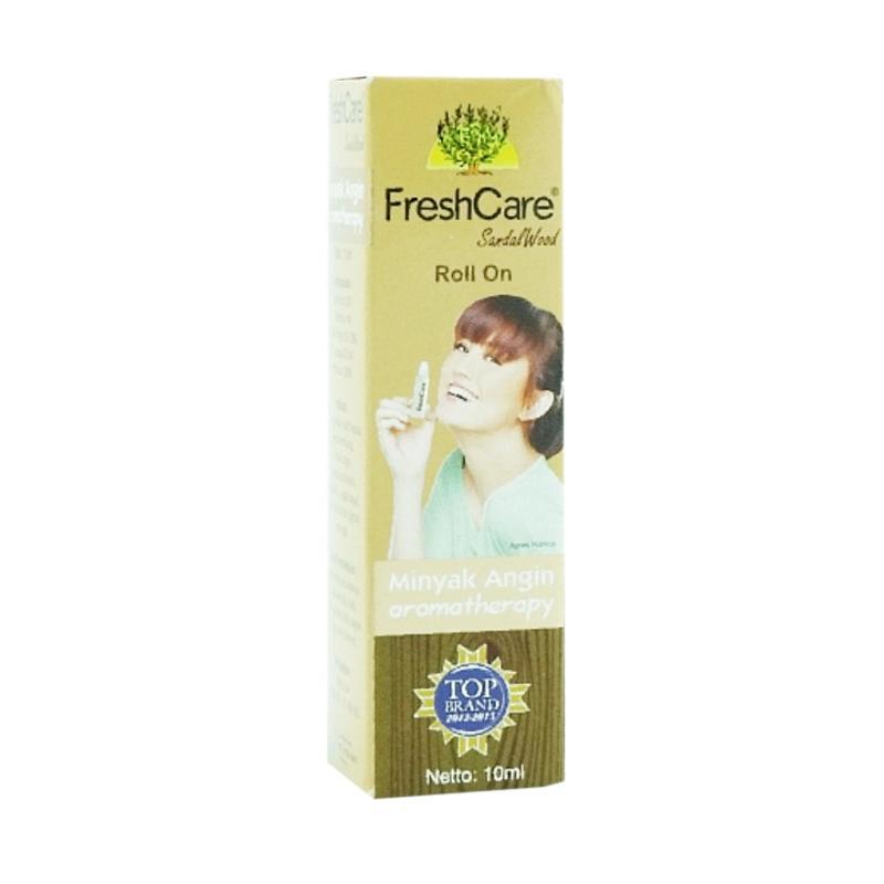 harga Freshcare Roll On Minyak Angin - Sandalwood [10 mL] Blibli.com