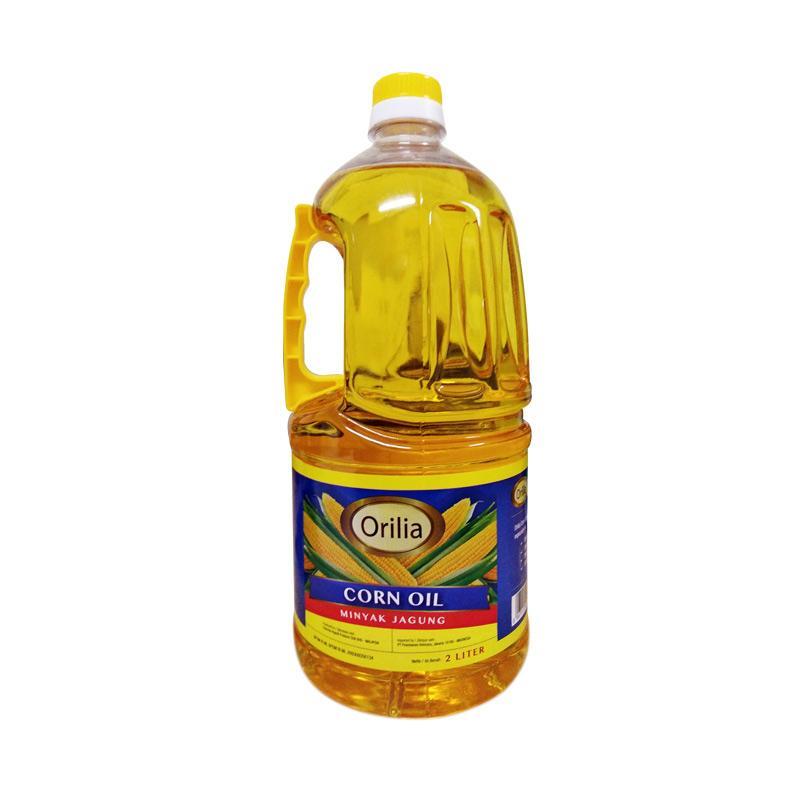 Orilia Corn Oil Minyak Goreng [2 L]