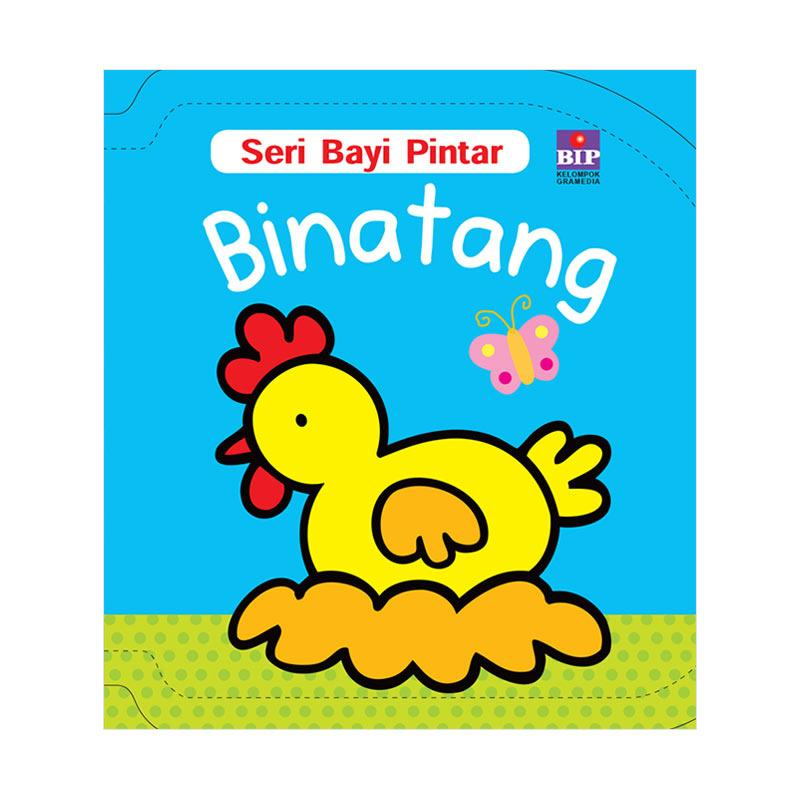 BIP Seri Bayi Pintar Binatang by Ballon Media Buku Edukasi