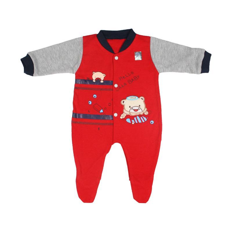 Miyo Jumper Merah Segiempat Newborn - Daftar Harga Terlengkap Indonesia 807abaaf12