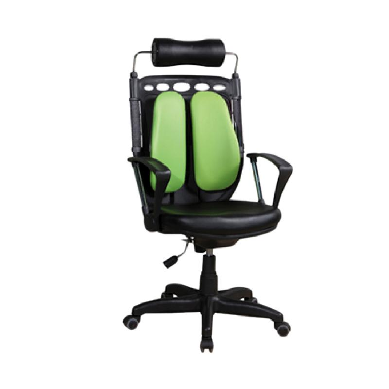 The Olive House Ace 1 Student Chair - Green