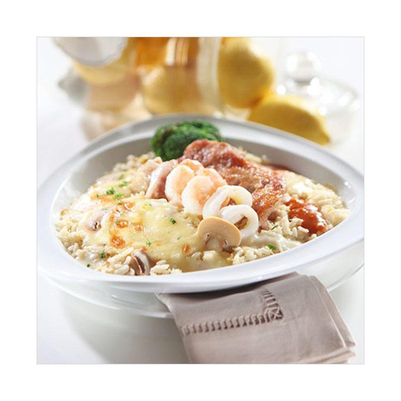 Hongkong Cafe Dining Voucher Fisik Rp 300 000