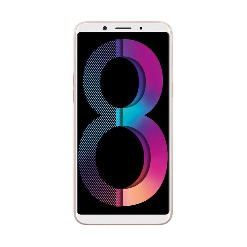harga OPPO A83 Smartphone [16GB/ 2GB] + Free Headset Bluetooth Blibli.com