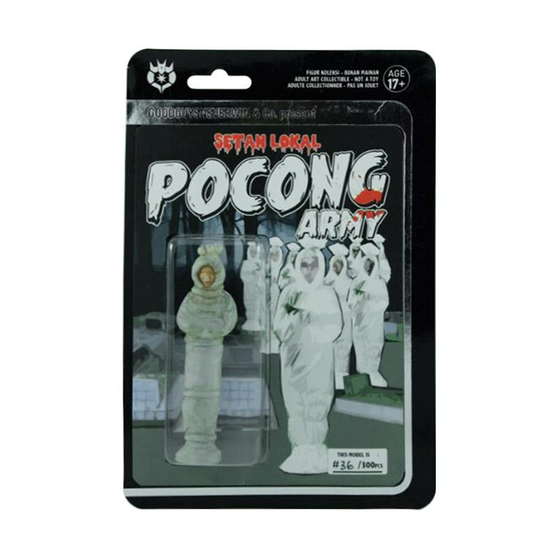 Pre Order Good Guys Never Win Pocong Action Figure