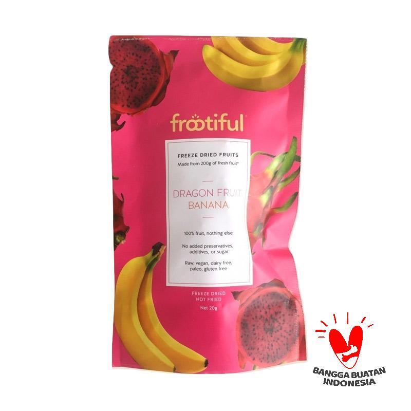 Frootiful Red Dragon Fruit Banana