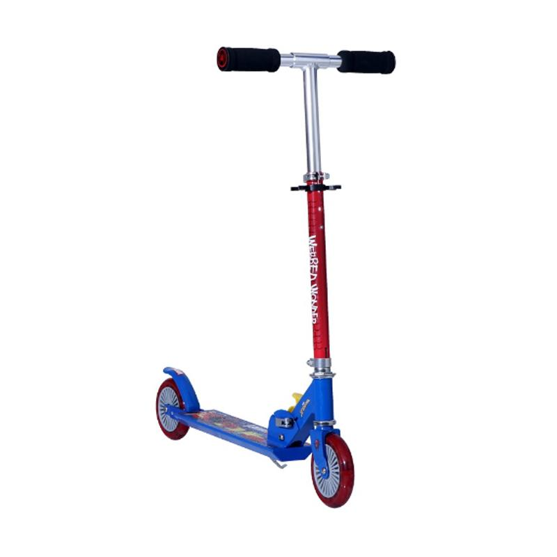 RMB RD2 Alloy D001C Spiderman Scooter