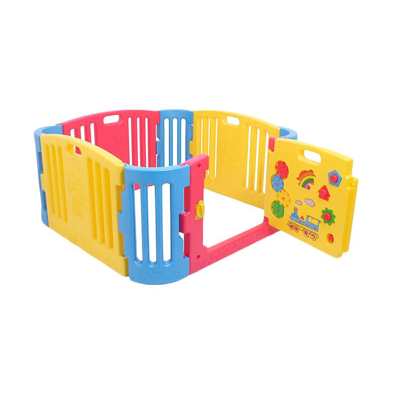 Labeille Kc009 Primary Baby Playpen Pagar Pengaman Bayi