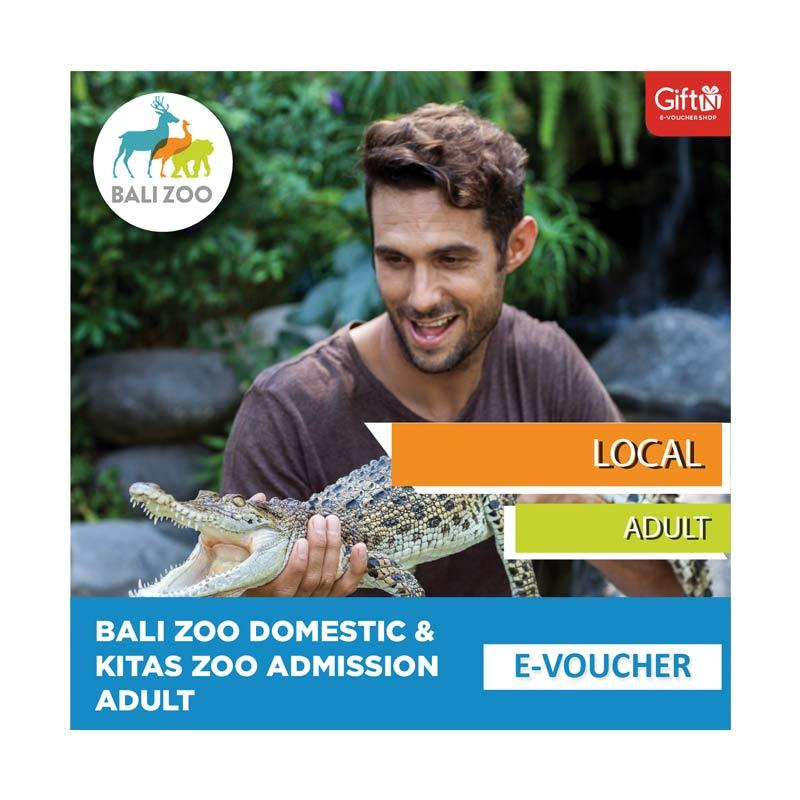 Jual Serba 11 Bali Zoo Park Admission E Ticket Domestic Kitas Adult Online Oktober 2020 Blibli Com