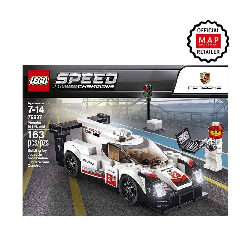 SPEED CHAMPIONS LEGO 75887