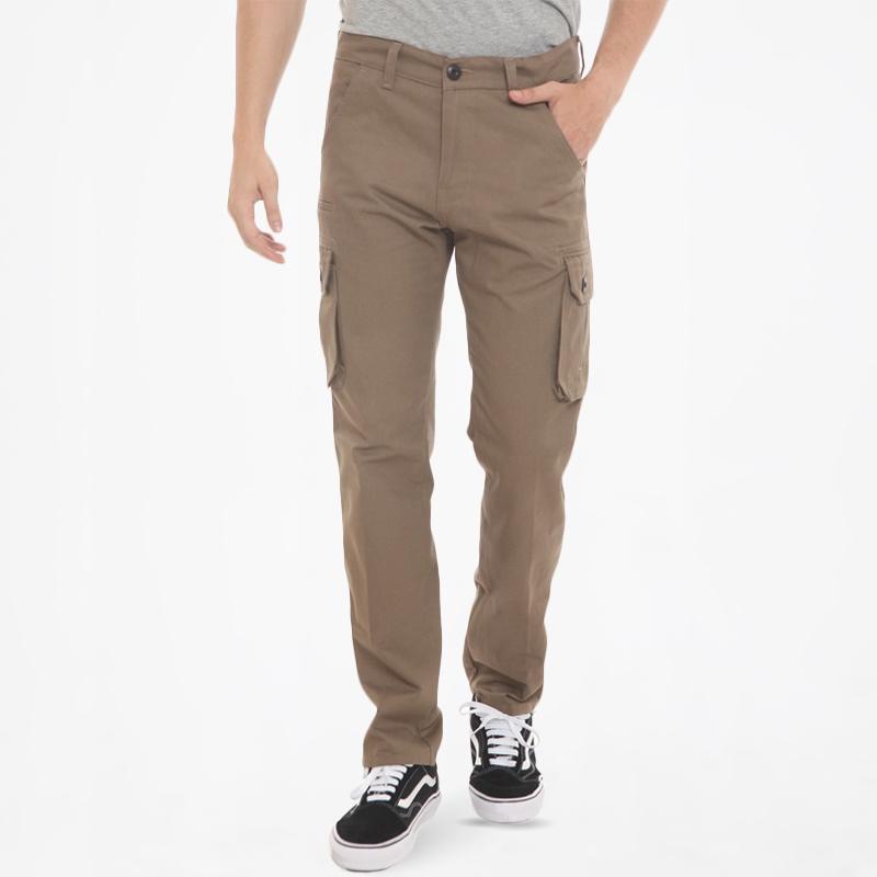 HEMMEH Cargo Celana Panjang Pria