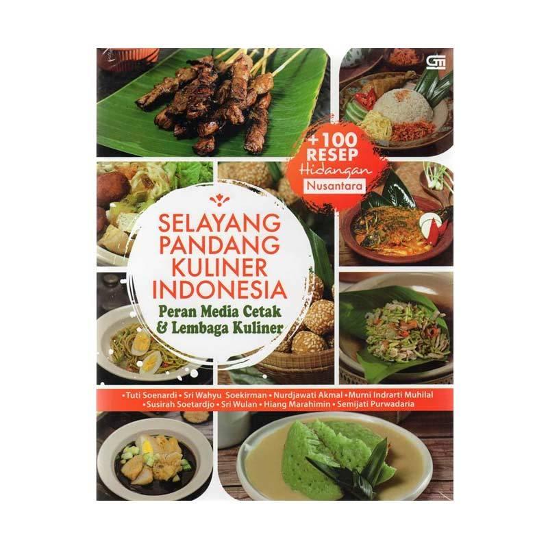 Gramedia Selayang Pandang Kuliner Indonesia By Tuti Soenardi Buku Masak