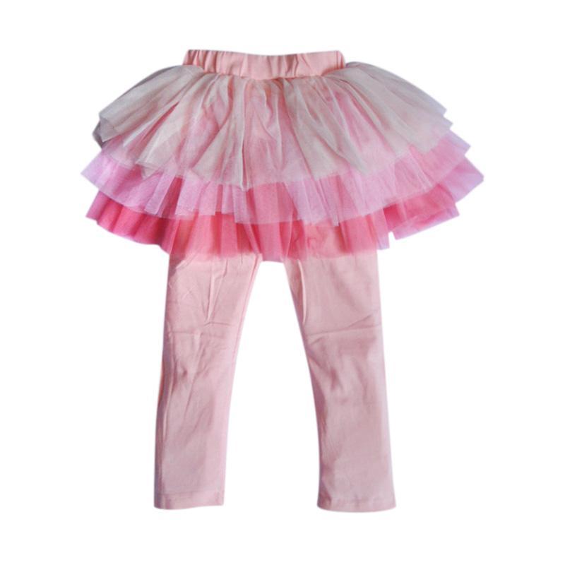 Jual Verina Baby Tutu Celana Legging Anak Perempuan Pink Online Oktober 2020 Blibli Com