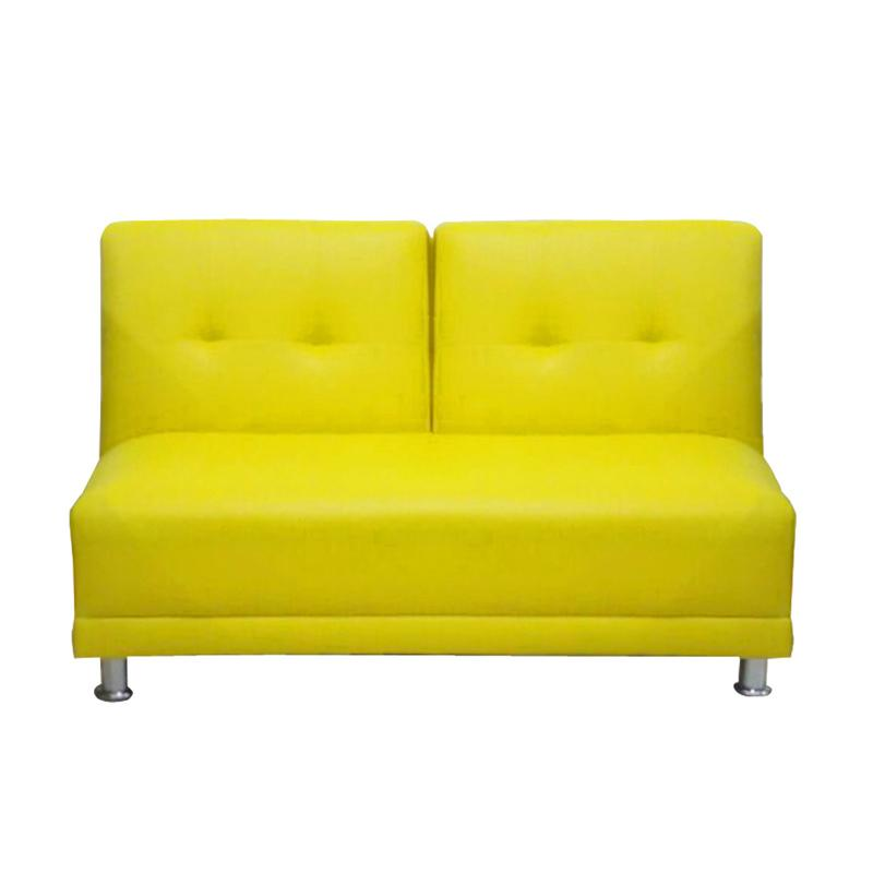 Jual Home Design Sb 006 Colouring Sofa Bed Yellow Terbaru