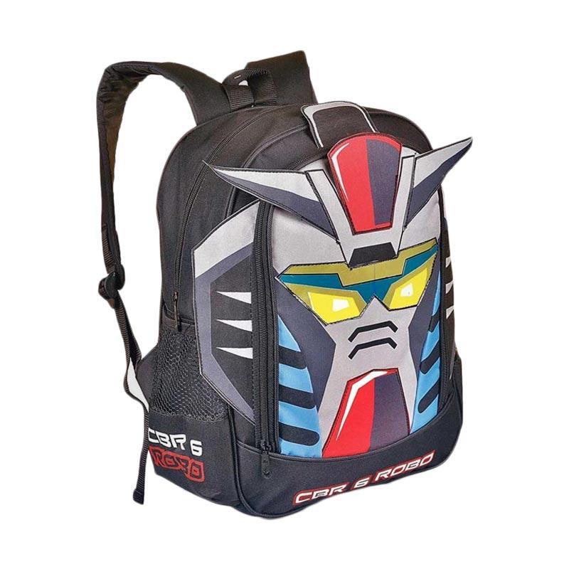 Jual CBR 6 DIC 430 Backpack Tas Sekolah Anak Laki Laki - Black Terbaru -  Harga Promo Februari 2019  839c1dc83a