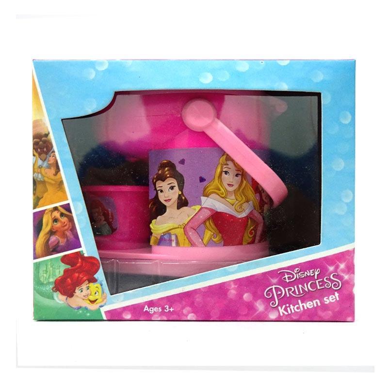Fs Happy Toon Disney Princess Kitchen Set Thermos 3221 Mainan Anak