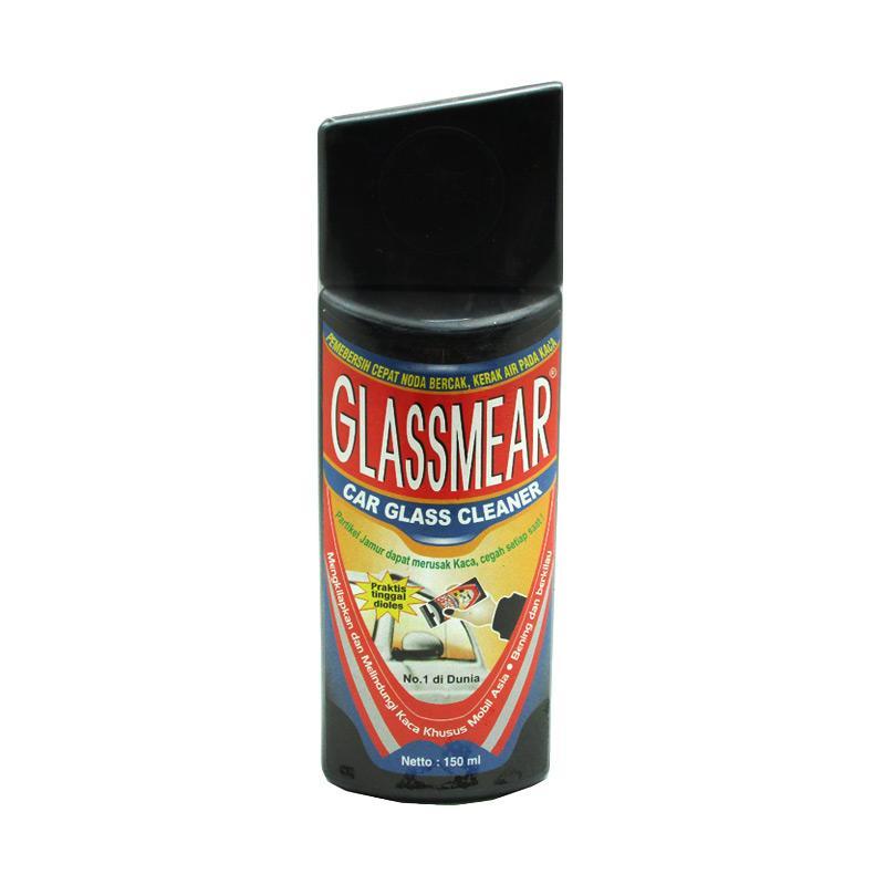 Jual Glassmear Anti Jamur Pembersih Kaca Mobil [150 Ml] Murah Agustus 2020  | Blibli.com