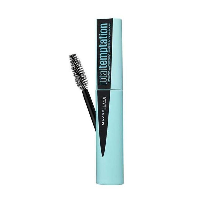 Maybelline Waterproof and Washable Total Temptation Mascara
