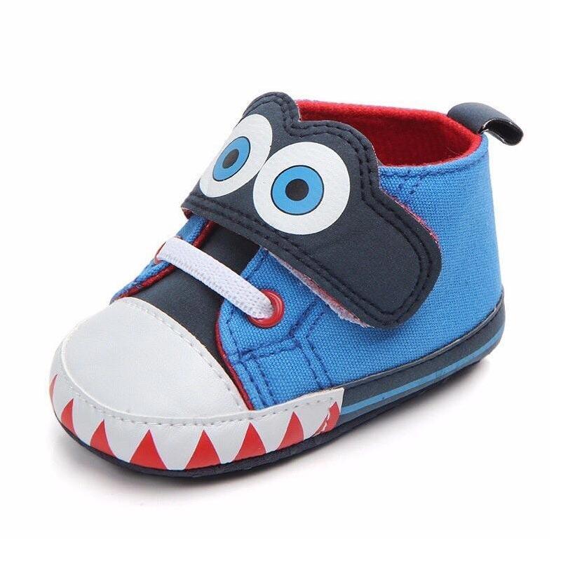 Joyful Monster Bite Sepatu Bayi