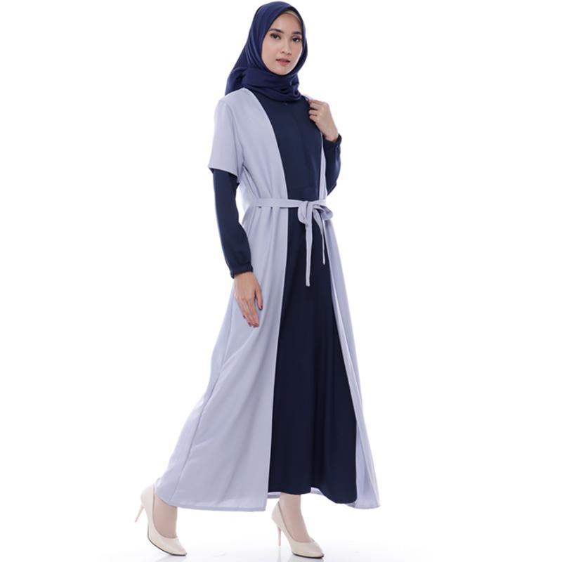 Jual Tazkia Inayah Maxi Polos Gamis Muslim Wanita Original Online Maret 2021 Blibli