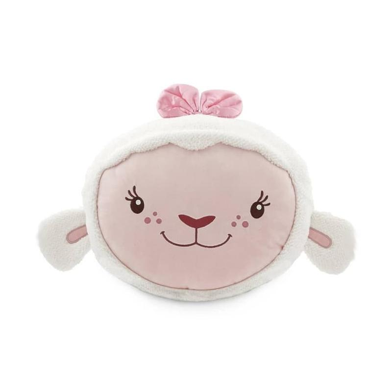 "Disney Store Lambie Plush Small 7/"" New"