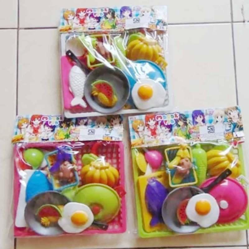 Jual Oem Ks 28 Keranjang Masak Masakan Set Mainan Anak Online November 2020 Blibli Com