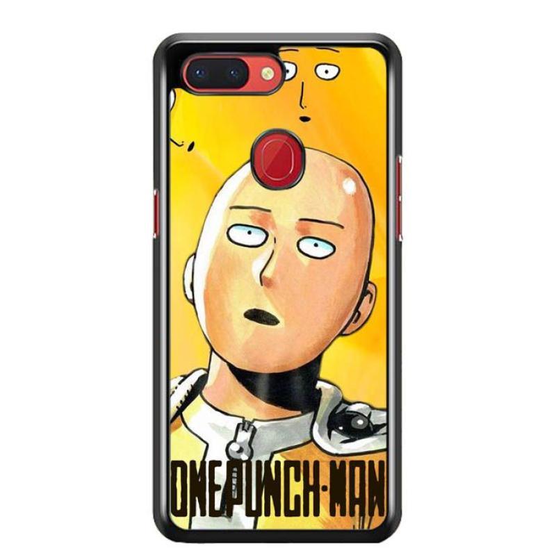 Jual Hardcase Casing Custom Oppo F9 One Punch Man Face L2505 Case Cover Online September 2020 Blibli Com