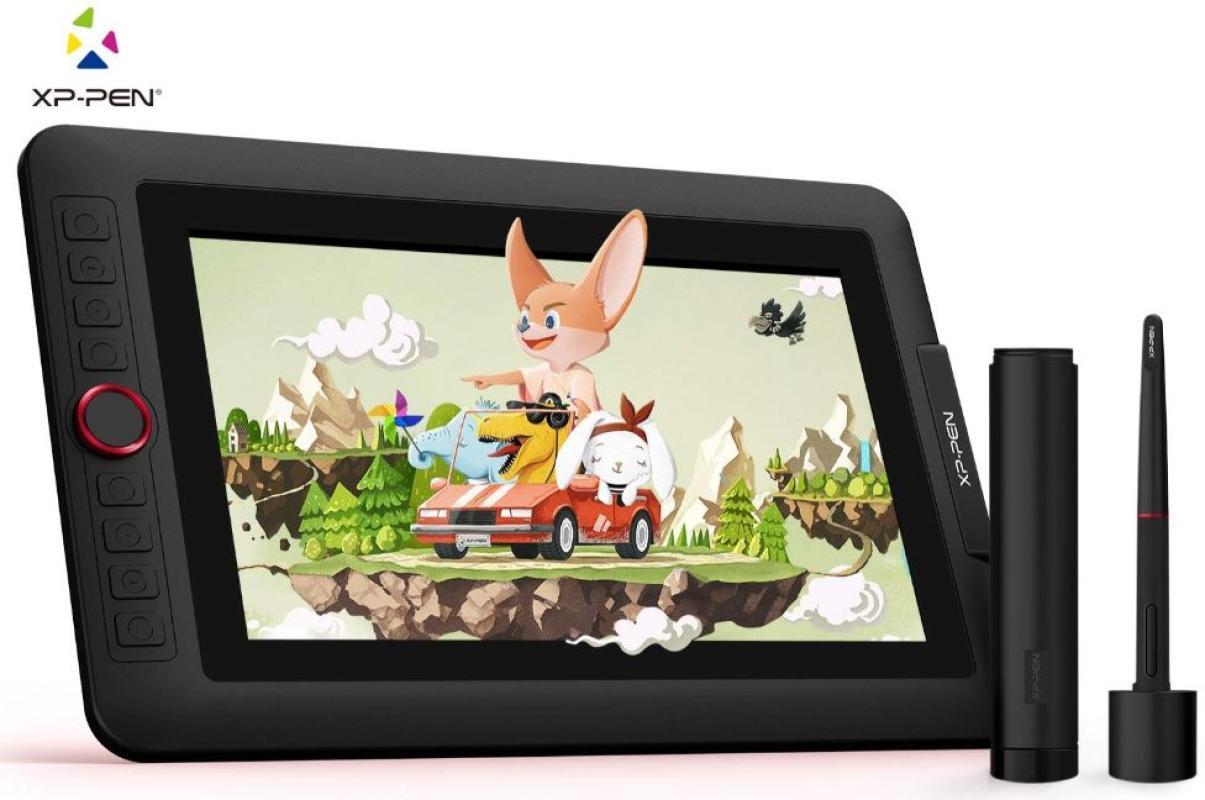 Jual Xp Pen Artist 12 Pro Display Pen Tablet With Tilt Function 8192 Level Online Januari 2021 Blibli