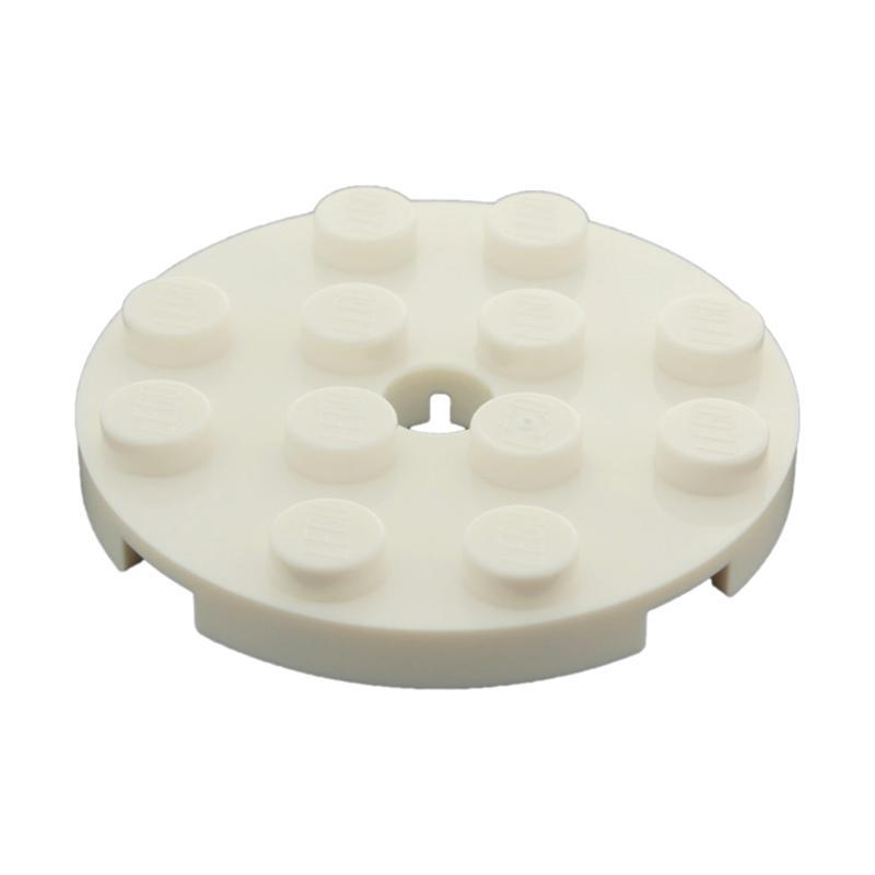 Lego White Plate 1X1 Round 500 Pieces NEW