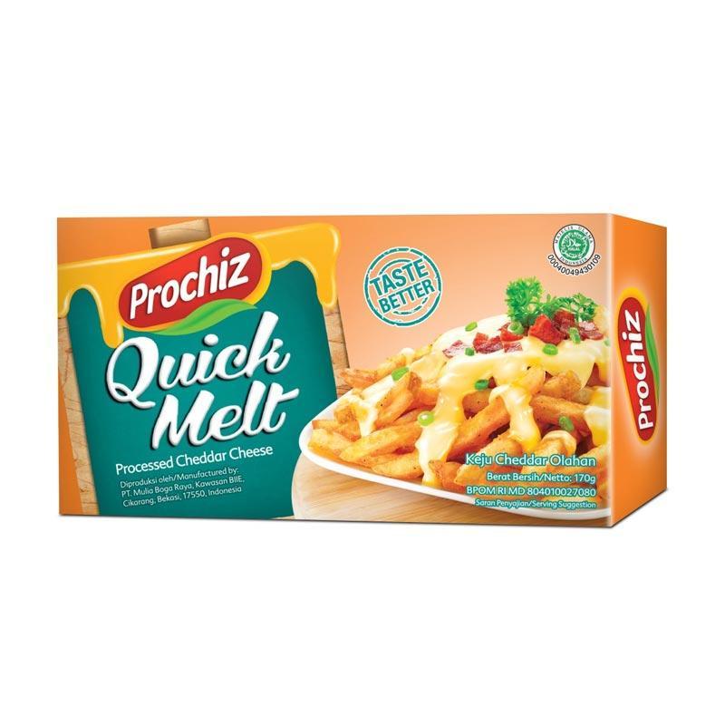 Prochiz Quick Melt Keju 170 g