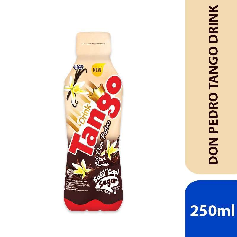 Don Pedro Tango Drink 250ml 1 Pcs