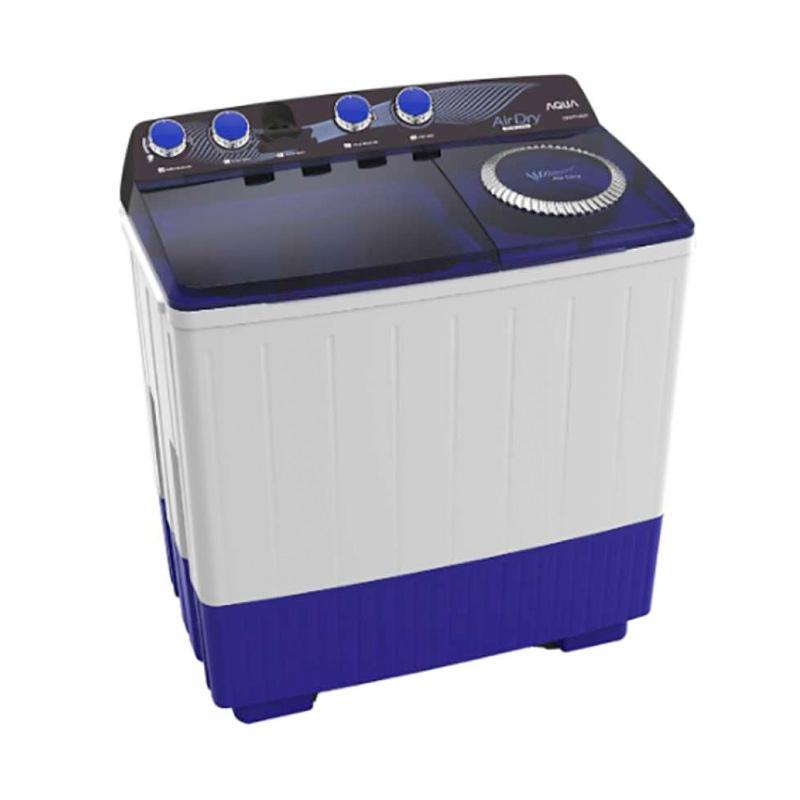 Aqua QW P1250T Mesin Cuci 2 Tabung