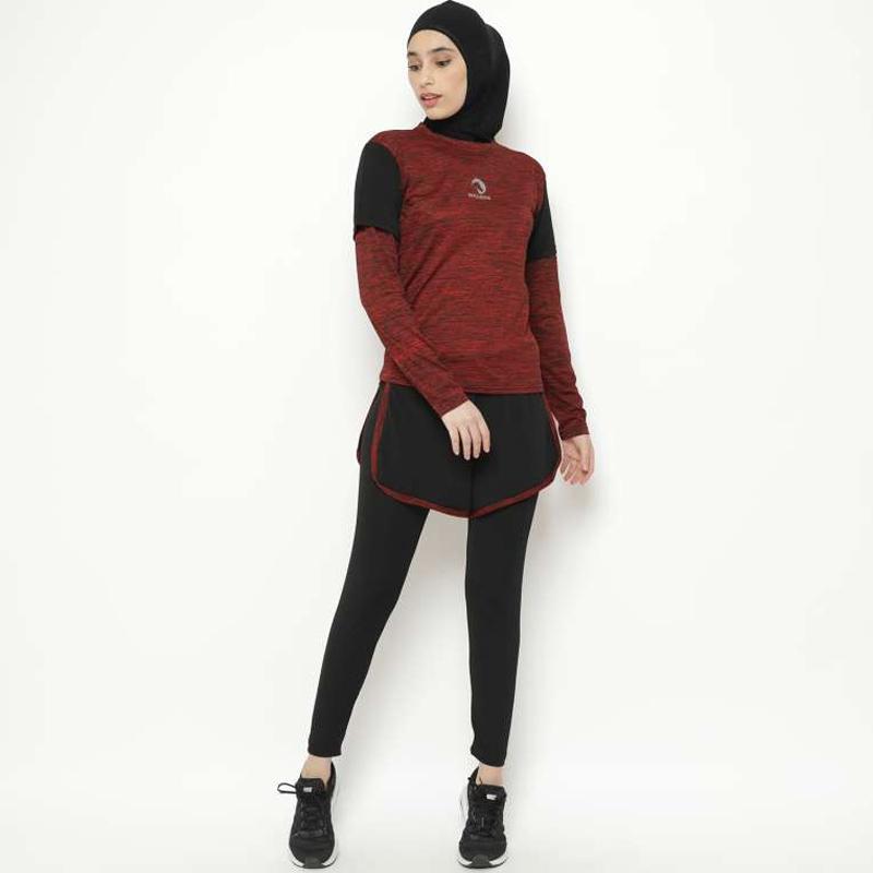 Jual Promo Waldos Sports Apparel Hijab Muslim Setelan Pakaian Olahraga Wanita Online November 2020 Blibli