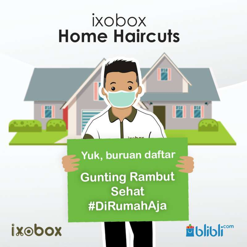 Ixobox Home Haircuts