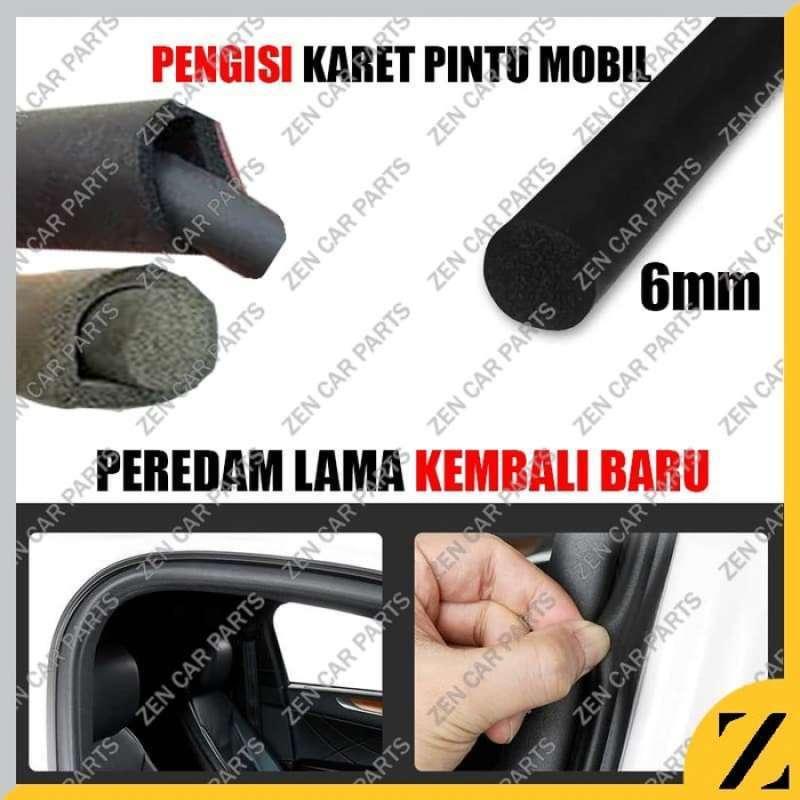 Jual Karet Peredam Pintu Mobil Bulat O 6mm Interior Per Meter Online Februari 2021 Blibli