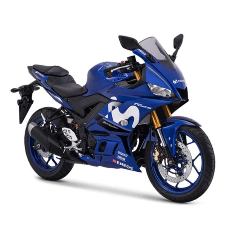 Yamaha All New YZF R25 GP Movistar Edition