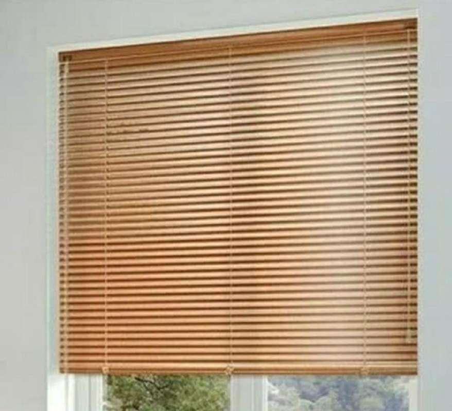 Kris venetian Tirai plastik pvc gulung jendela blind roller uk 60 x 180 cm