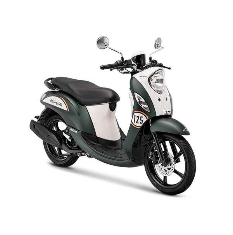 OTOFEST Yamaha Fino Sporty 125 Blue Core NIK 2020