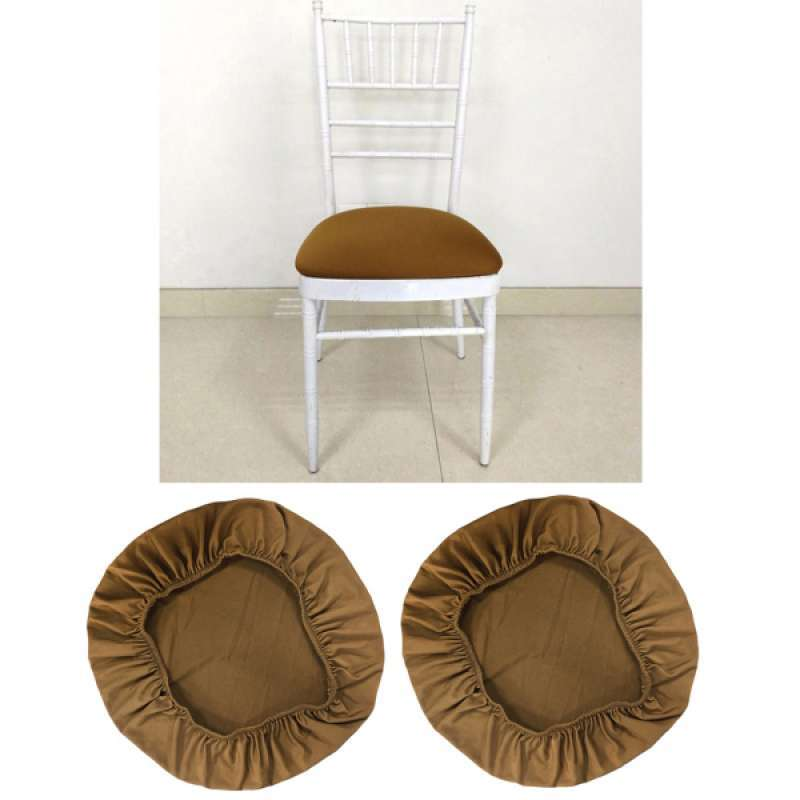Jual 2xstretch Chair Covers Slipcover Dining Room Stool Seat Banquet Party Coffee Online November 2020 Blibli Com