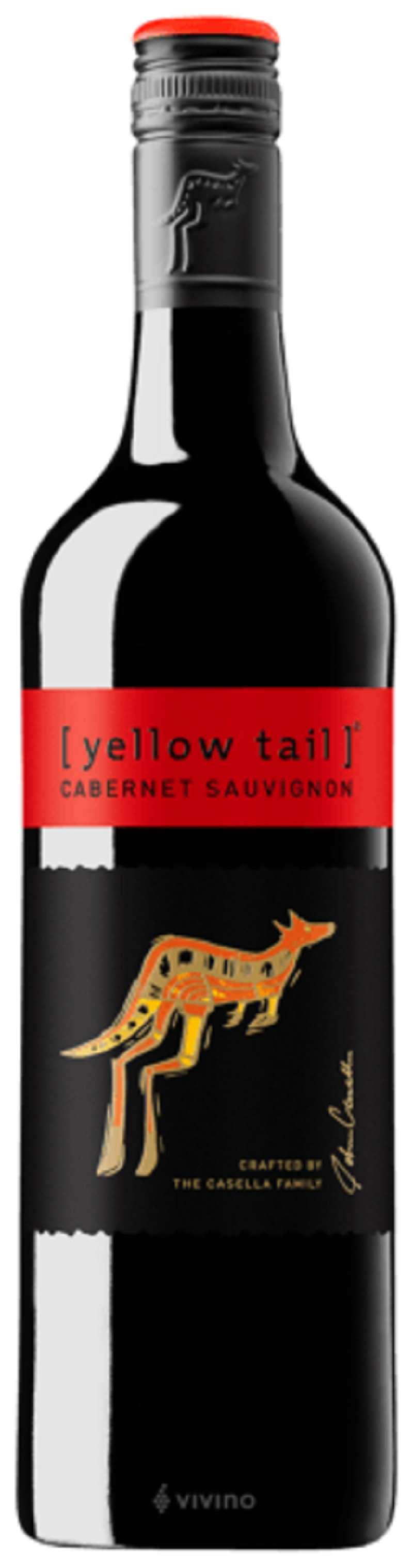 Jual Yellow Tail Cabernet Sauvignon 750ml 13 5 Online November 2020 Blibli Com