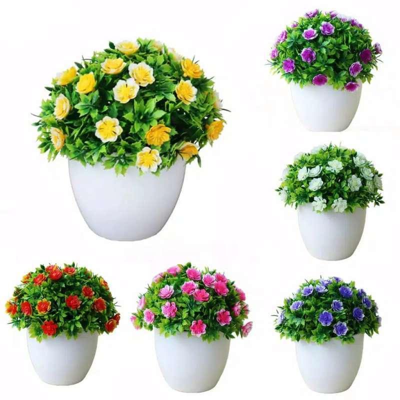 Jual Tanaman Bunga Hias Bunga Dekorasi Ruangan Bunga Plastik Hias Online November 2020 Blibli Com