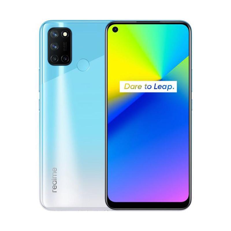Realme 7i Smartphone 128GB 8GB C Garansi Resmi